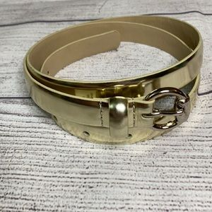 Banana Republic Gold Belt